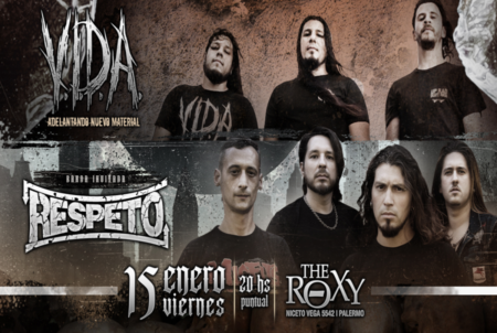 Respeto y Vida en The Roxy - OYR