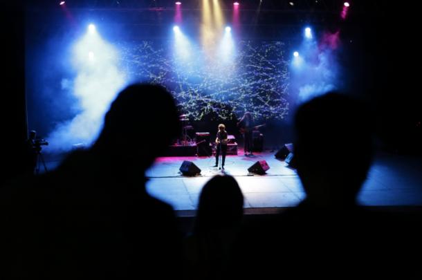 Festival GRL PWR - Barbi Recanati - Los Besos - OYR