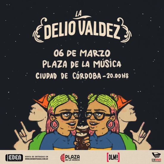 La Delio Valdez - slide - OYR