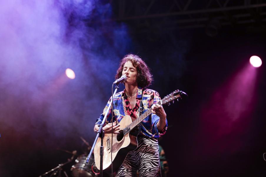 Los Besos - Festival GRL PWR - OYR