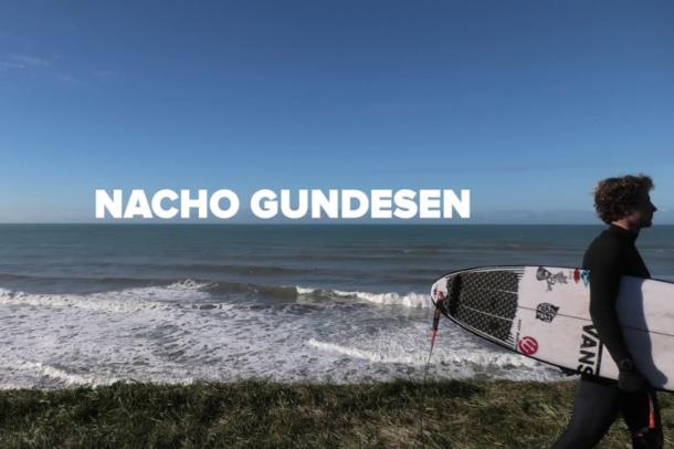 Nacho Gundesen - portada - OYR