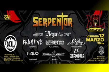XL Metal Fest - portada - OYR