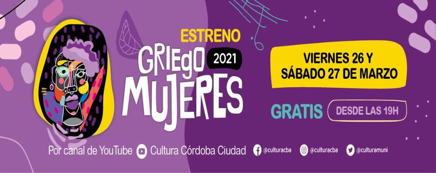 Griego Mujeres 2021 - OYR