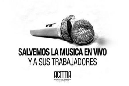 Salvemos la Música en Vivo - OYR