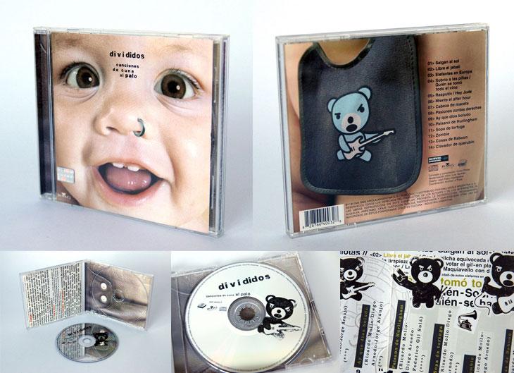 Tapa disco Dividido - diseño Cambariere - OYR