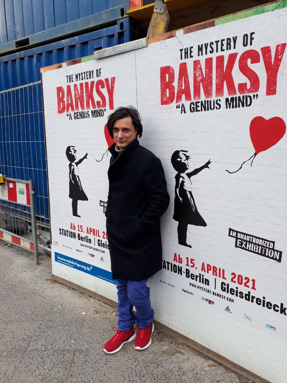 Homenaja a Bansky - OYR