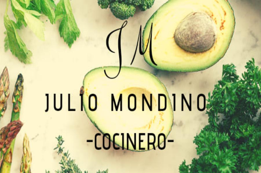 Julio Mondino - Rock and Cook - portada - OYR