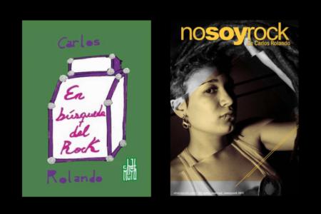 Libros de Carlos Rolando