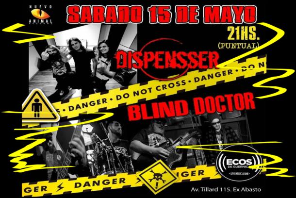 Dispensser y Blind Doctor - OYR
