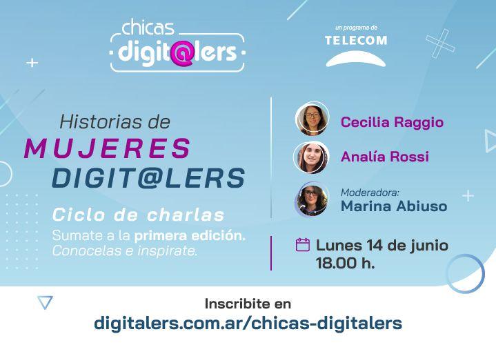 Mujeres digit@lers - OYR