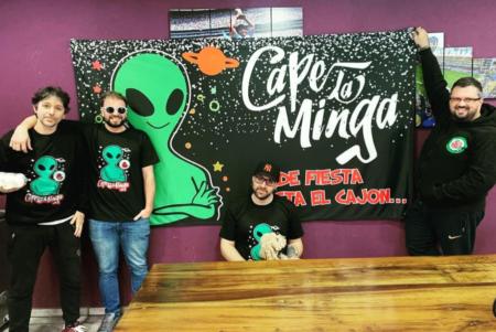 Cape La Minga - portada - OYR