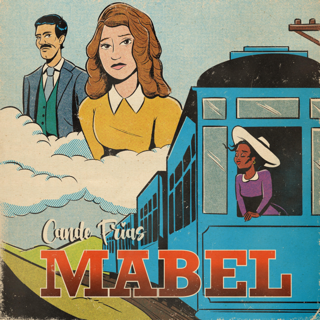 Tapa Mabel - Arte de TINI - OYR