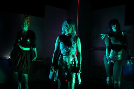 Teatro - Un punto azul pálido en la oscuridad - OYR