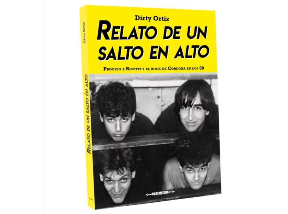 Relato de un salto en alto (Proceso a Ricutti y el rock de Córdoba en los '80) - OYR